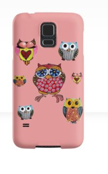 Owl Case  --- Get 20% off until 08/12/2015 #Christmas2015 #StockingFillers