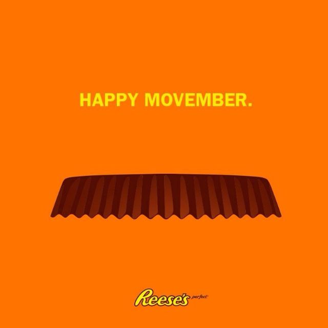 Reese's Movember