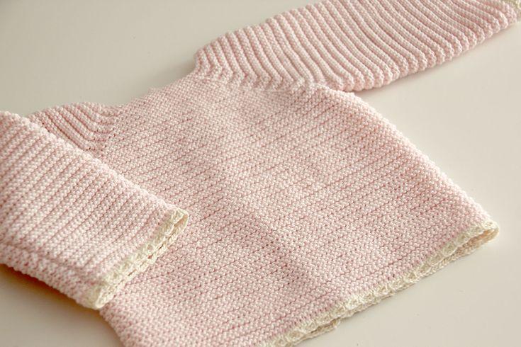 Ropa de lana: Jersey de punto paso a paso (patrones gratis) | | Oh, Mother Mine DIY!!