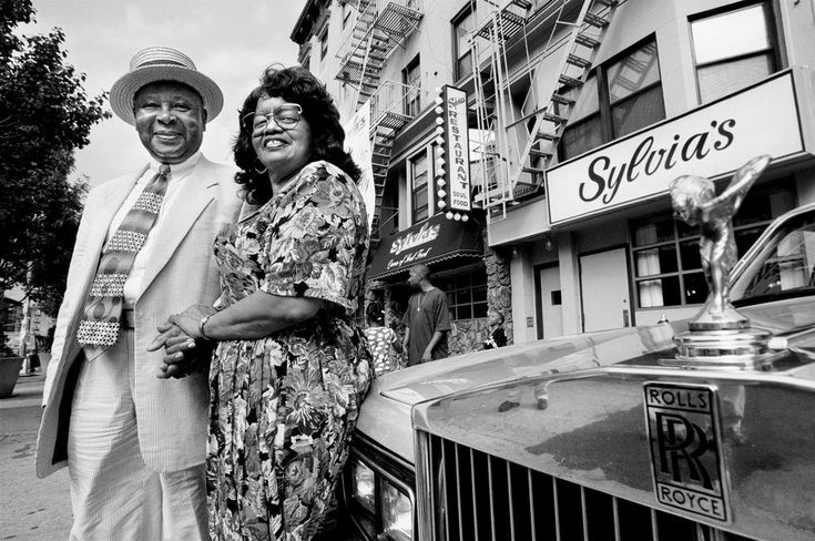 Sylvia and Herbert Woods at their Harlem restaurant in 1997  The Lives They Lived - NYTimes.com