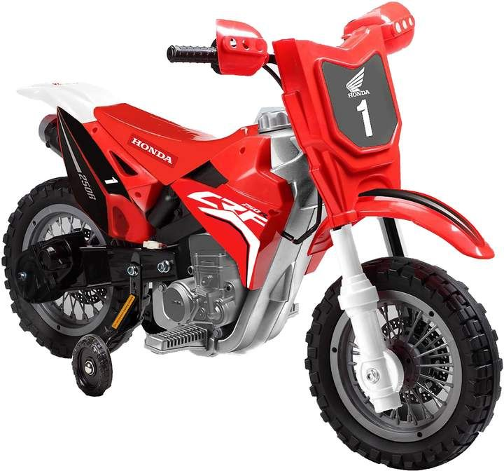 Best Ride On Cars Honda Dirt Bike Ride On Toy Motorcycle