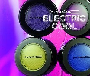 ELECTRIC COOL: KOLEKSI EYESHADOW TERBARU MAC Warna-Warna Neon Khas Musim Panas   Style.com Indonesia