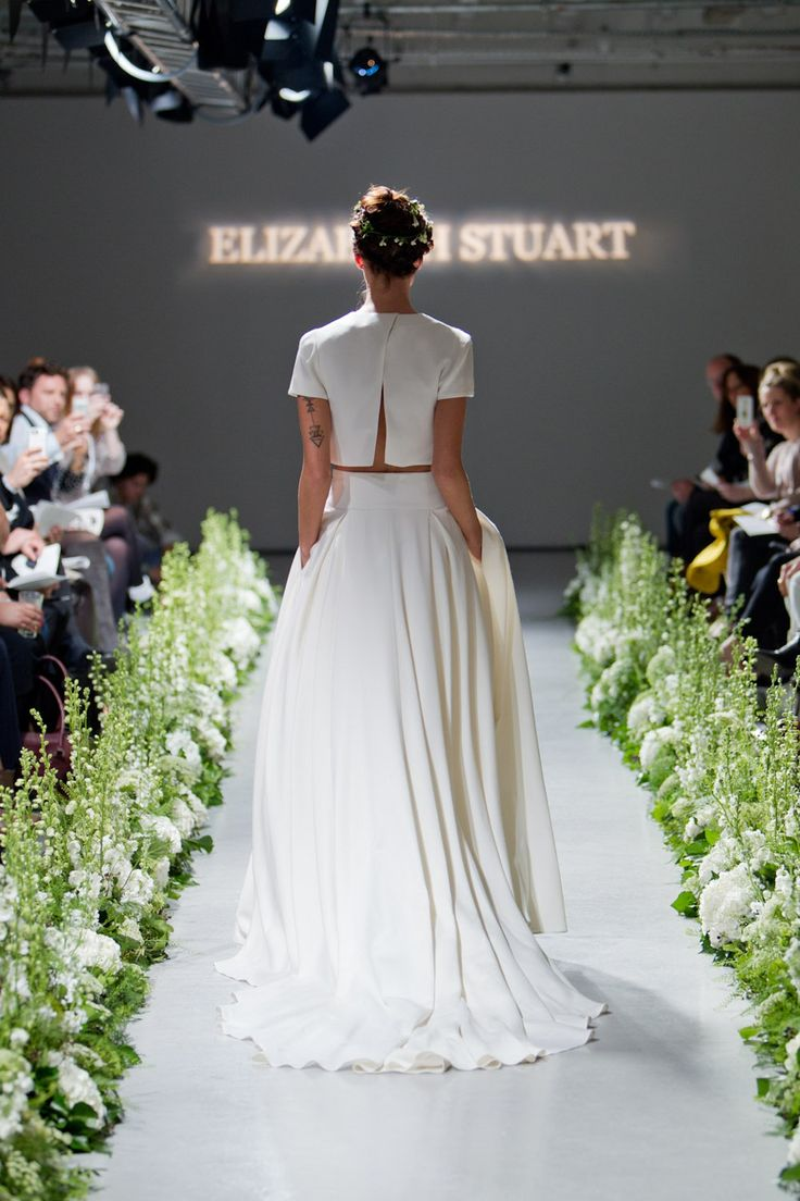 Elizabeth Stuart ~ The Enchantment of The Seasons Fall/Autumn 2014 Bridal Wear Collection