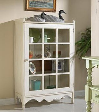 Summer Home Collection Accent Cabinet At Shubert Furniture