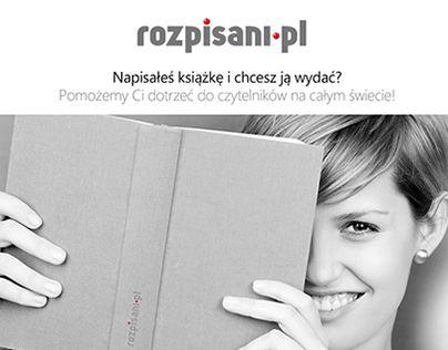 "Check out new work on my @Behance portfolio: ""Rozpisani.pl - advertising campaign - web"" http://on.be.net/1uRMr6J"