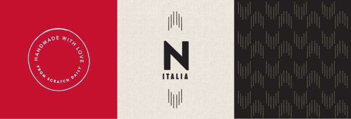 North Italia restaurant branding