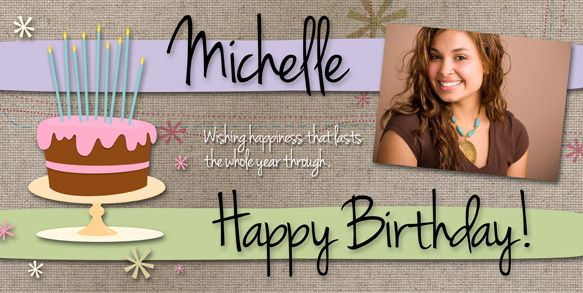 Custom Birthday Banners - Personalized Happy Birthday Banners | Free Shipping » Banner Envy
