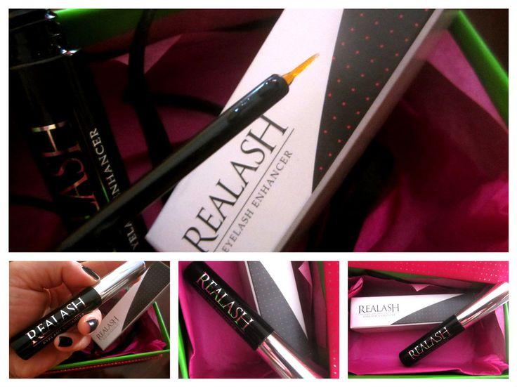 Realash: ciglia forti, lunghe, folte e 100% naturali.