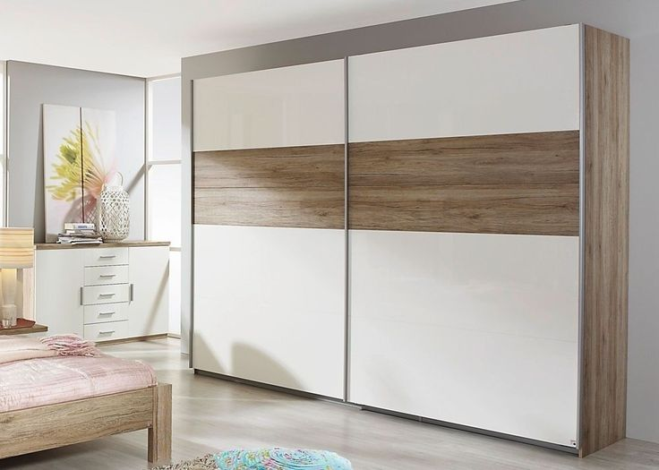 Schrank Granada 226,0 Hochglanz Weiß Sanremo 8368. Buy now at https://www.moebel-wohnbar.de/schwebetuerenschrank-granada-226-0-cm-hochglanz-weiss-sanremo-8368