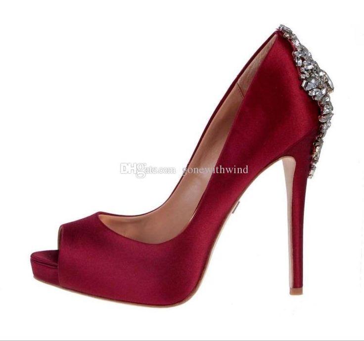New Arrival Wedding Shoes Heels Silk Bridal Shoes For Wedding Prom Shoes Evening Shoes Party Shoes Bridal Shoes Cheap Bridal Shoes Lace From Gonewithwind, $201.01| Dhgate.Com