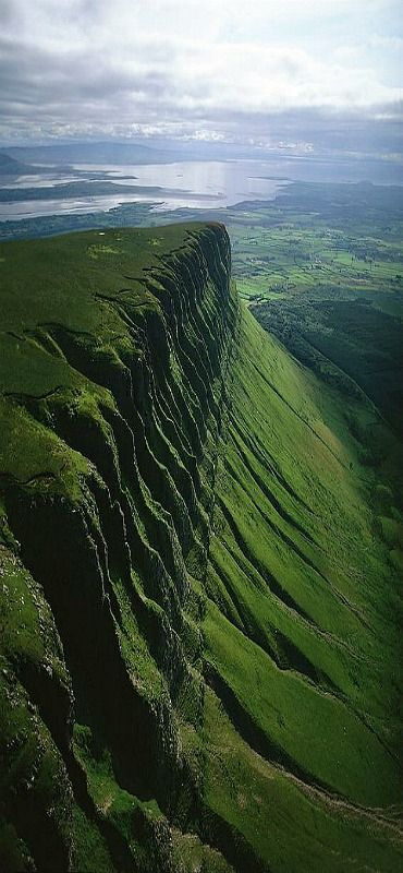Ben Bulben, County Sligo, Ireland