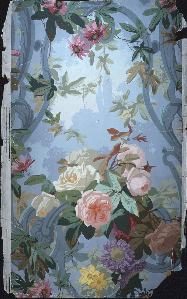 Wallpaper, 1905-25                                                                                                                                                                                 More