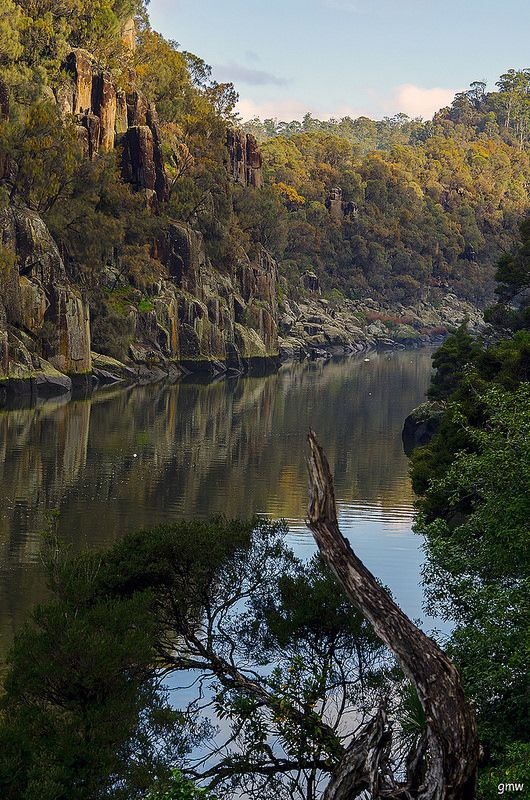 ˚South Esk River - Cataract Gorge - Launceston, Tasmania