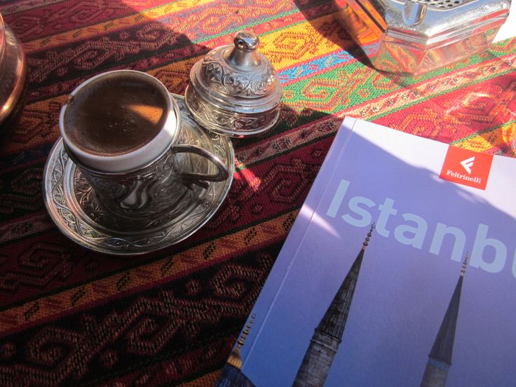 Els meus cafès. Istanbul.