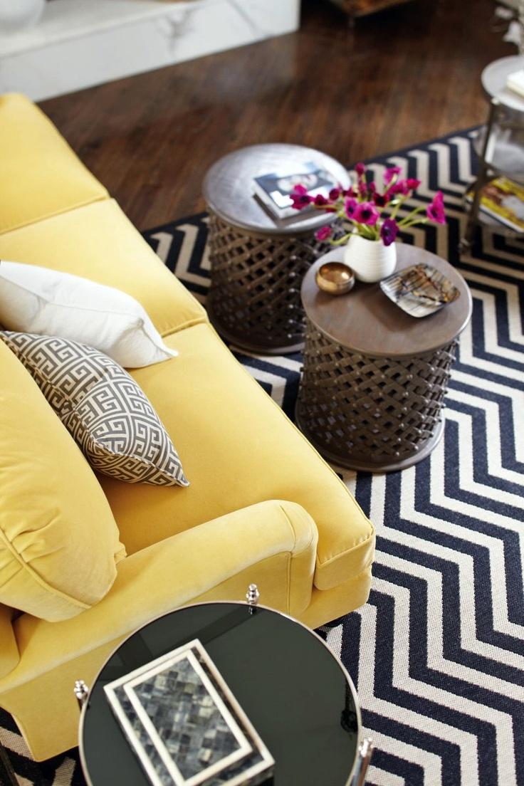 Real Simple Living Room  I  ballarddesigns.com
