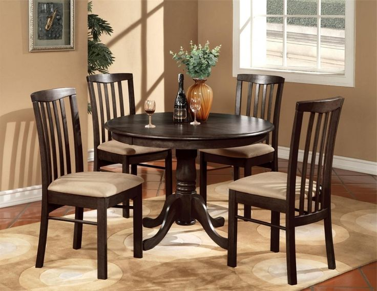 25+ best Round kitchen table sets ideas on Pinterest | Corner nook ...