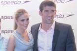 Michael Phelps Makes First Public Appearance With New Girlfriend