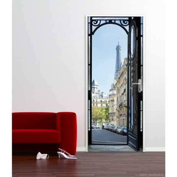 25 best ideas about trompe l oeil porte on pinterest for Une clenche de porte