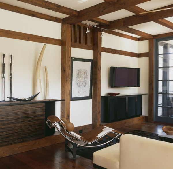 Inspiration Hollywood: 34 Stylish Interiors Sporting The Timeless Chaise  Lounge Chair Part 54