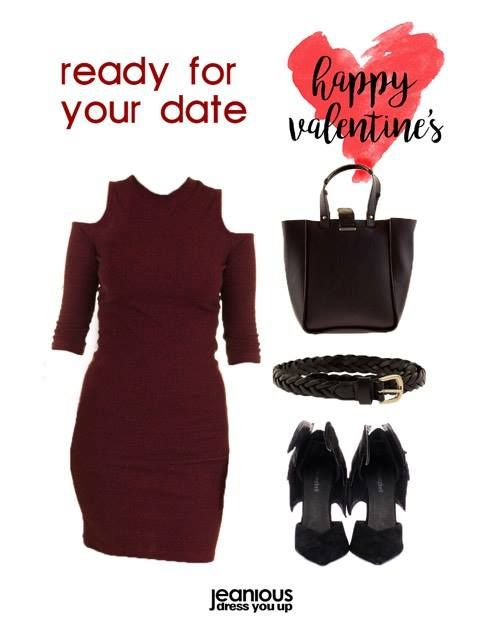 Valentine's day is here! Make the perfect look for the perfect date.  #jeanious #dressyouup #fashiondiaries #ootd #shopping #shoppingonline #greekfashion #greekfashionbloggers #greekfashionistas #jeffreycamber #loveshoes #love #instafashion #instagood #instacool #instadaily #photooftheday #valentine #celebration #date