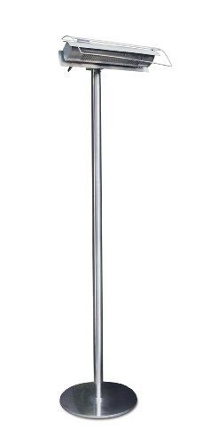 Aura Patio Plus Stainless Steel Weatherproof Radiant Infrared Electric Patio  Heater By Aura. $349.99.