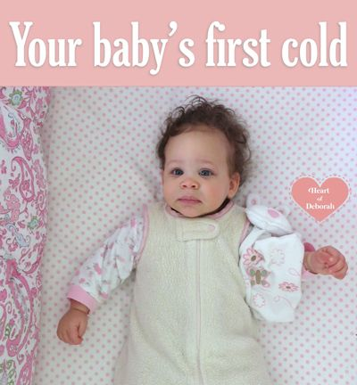 Natural Remedies for Your Sick Baby - Tips for Dealing With Your Babies First Cold #baby #parenting #natural