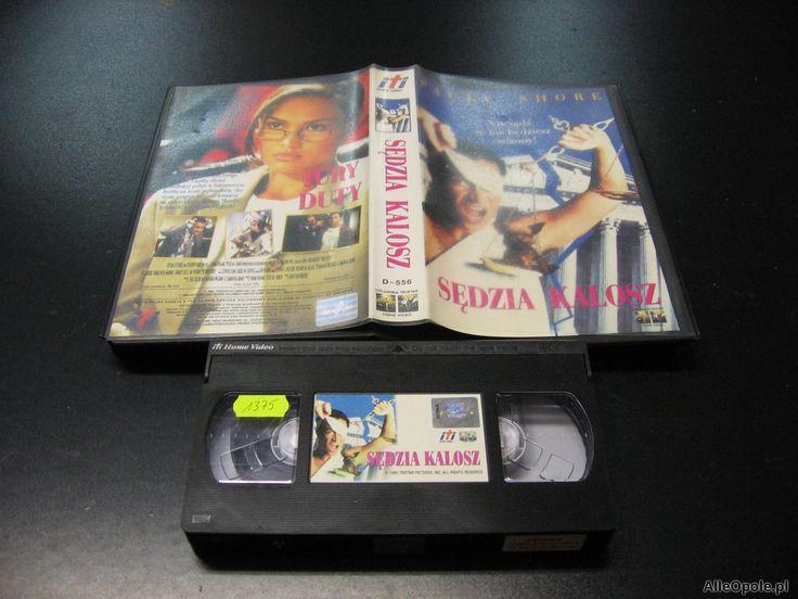 SĘDZIA KALOSZ  -  kaseta VHS - 0970 Opole - AlleOpole.pl (Opole)