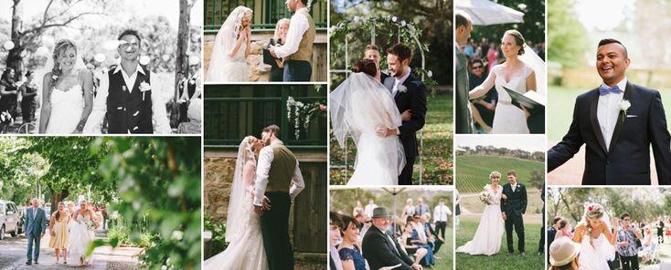 Adelaide Wedding Photography | Ceremony Venues