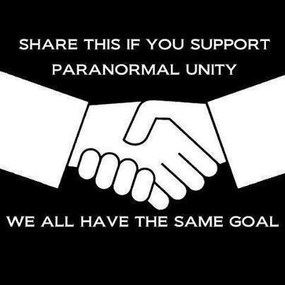 Paranormal unity