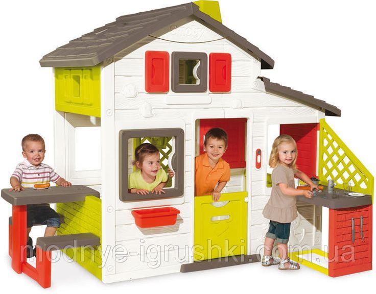 """Домик игровой с кухней  810200: продажа, цена в Одессе. детские игровые палатки, домики от """"«Модные игрушки» Интернет-магазин товаров для детей"""" - 479338854"""