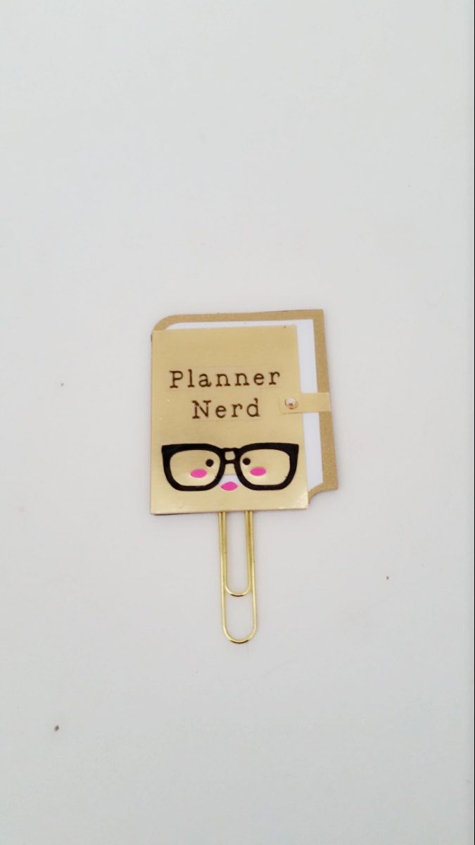 Planner clip, Planner, Planners, Planner supplies, Planner paper clip, Stationery, Planner nerds, Planner accessories, Paper clips, Journal by PoshPiecesbyMelissa on Etsy