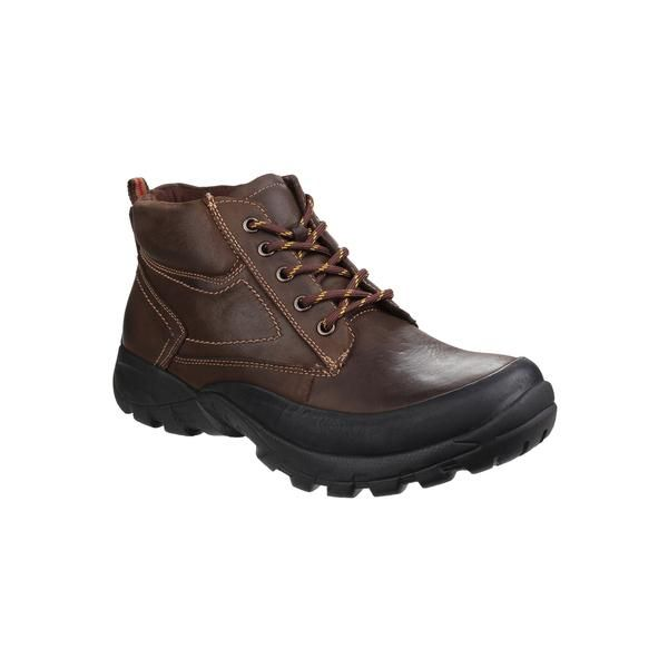 Cotswold Brown Abbeymead Men's boot - 11