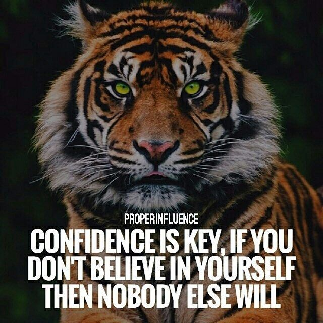 Be confident in yourself and talk the talk and walk the walk. Why else should people follow and believe in you when you not even believe in yourself? Double tap if you agree. @marcomoeschter.com Please check out my friend @properinfluence for more motivation.