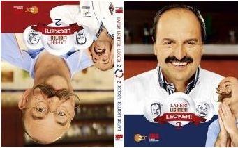 """Johann Lafer und Horst Lichter sind das unschlagbare Topf-und-Deckel-Duo des deutschen Fernsehens. Jetzt gibt es das zweite Kochbuch zur Kochshow """"Lafer! Lichter! Lecker!""""."""