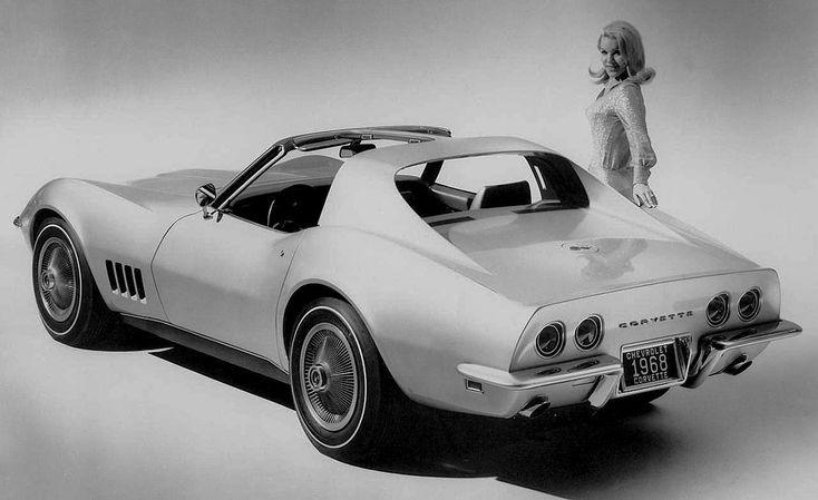 chevrolet corvette c3 - 1968
