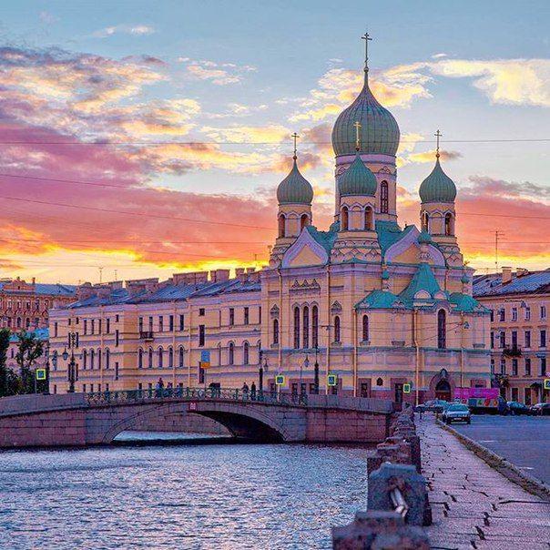 Санкт петербург с картинками