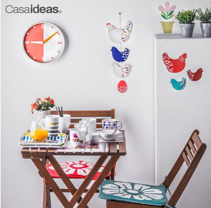 Si quieres darle un look diferente a tu cocina, ven a #Casaideas. Todo lo que necesitas para tu cocina lo podrás encontrar acá. #Cocina #Decoración #Hogar Primavera - Verano 2015