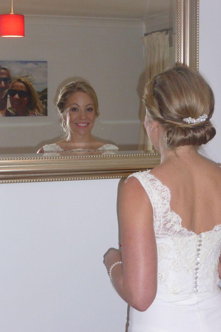 Hair by Nicky McKenzie based in Farnham Surrey - Wedding Hairstyles www.hairbynickymckenzie.co.uk