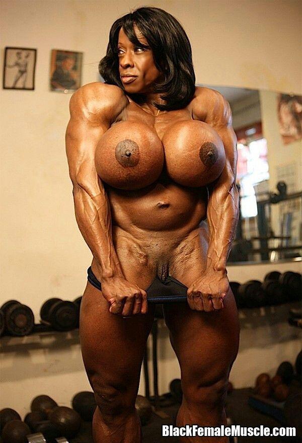 from Ronnie ebony female bodybuilders xxx