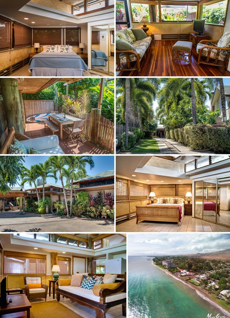 Balinese Styled Houses Make Ilikahi Hotel Suites A Unique Place To Stay On Maui