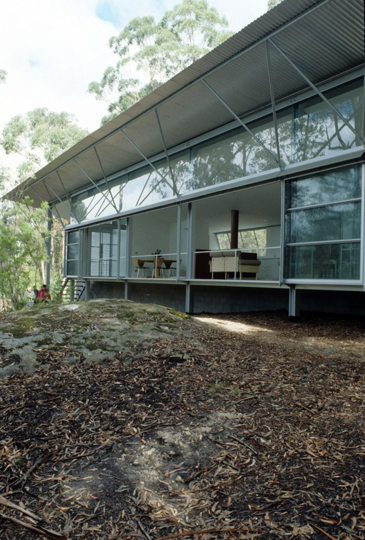 Simpson Lee House / Glenn Murcutt