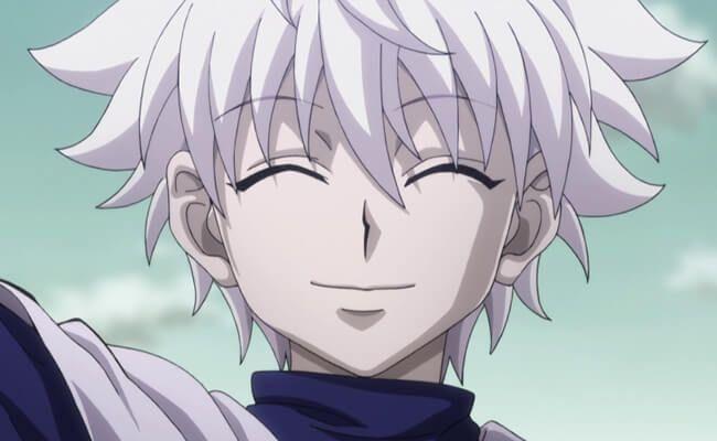 Anime Tweets On Twitter In 2020 Killua Anime Hunter X Hunter