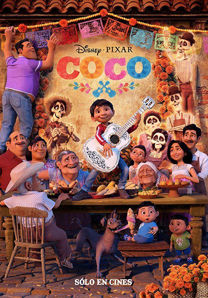 Ver Coco Pelicula Completa En Linea Disney Pixar Animated 2017 Disney Films Animated Movies Disney Pictures