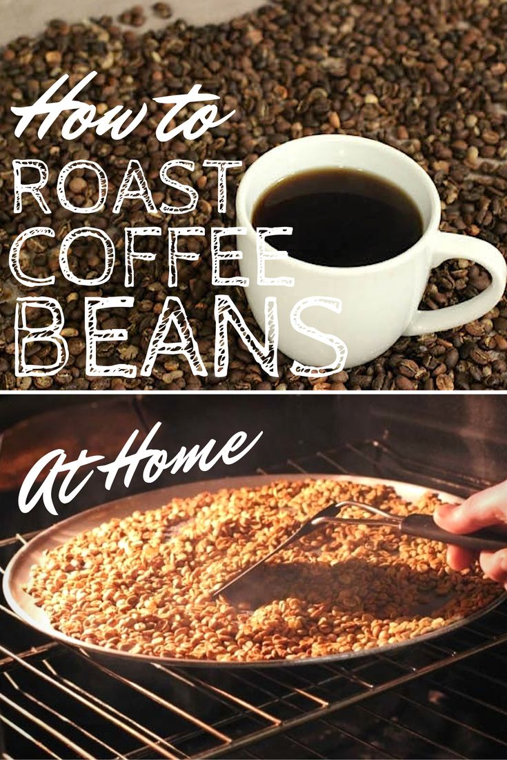 See How You Can Roast Your Own Coffee Beans at Home!