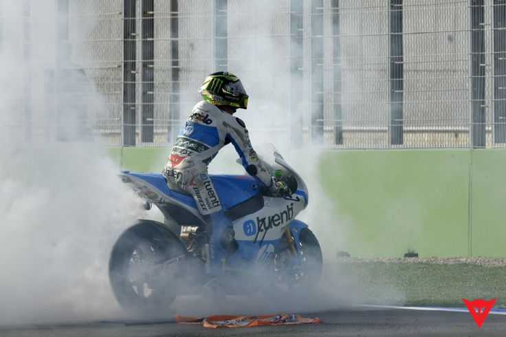 Pol Espargaro in Action - 2013 Moto2 season