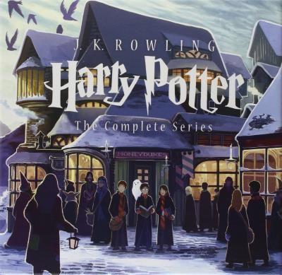 Coffret livres Harry Potter 90€