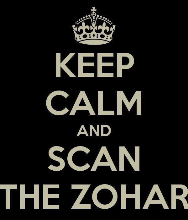 """""""O taste and see that Hashem is good"""" (Tehilim 34:8-9). ~ The Holy Zohar ~ The Book of Radiance ~ Scan Zohar 