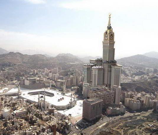Top 10 Gedung Pencakar Langit Tertinggi Di Dunia 2011 - Ghofur's Blog
