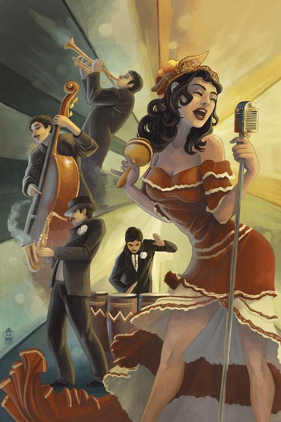 Jazz Cubano da Ashley Claypool