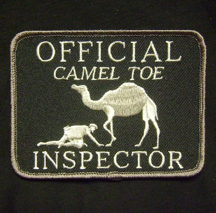 OFFICIAL CAMEL TOE INSPECTOR TACTICAL USA ARMY MORALE MILITARY SWAT VELCRO PATCH in Collectibles, Militaria, Current Militaria (2001-Now)   eBay
